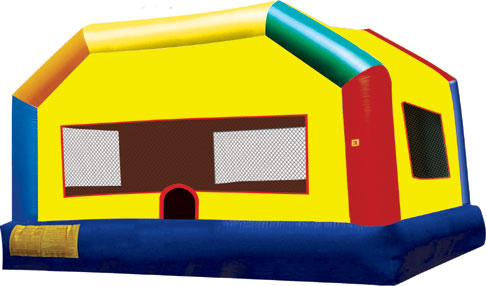 15x20 Funhouse Inflatable Bounce House