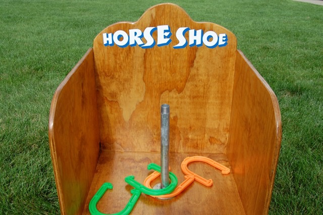 horse shoe game