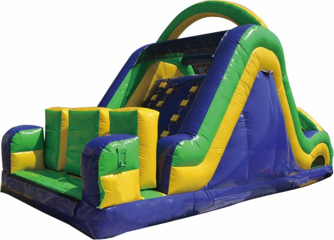 Radical Rock Climb Slide Inflatable