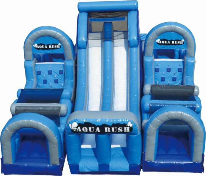 Aqua Rush Obstacle Course