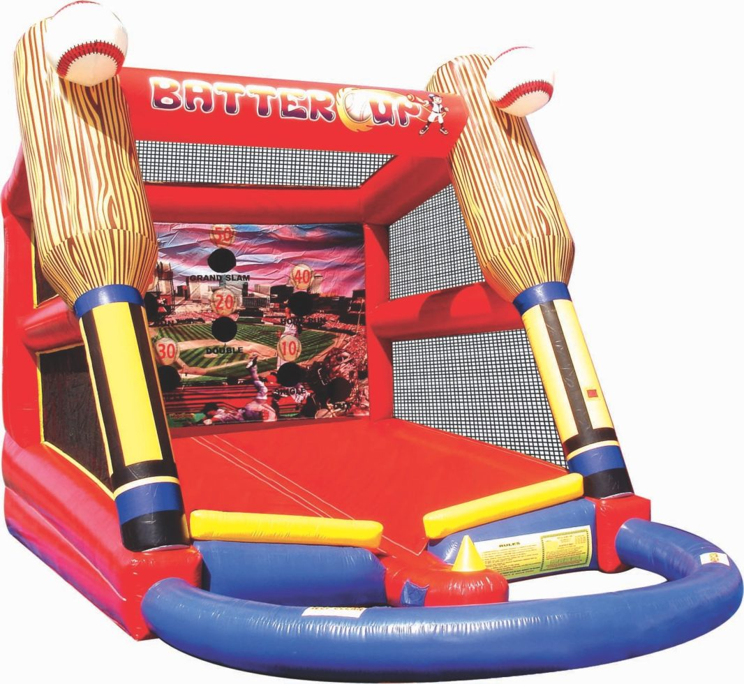 Batter Up inflatable