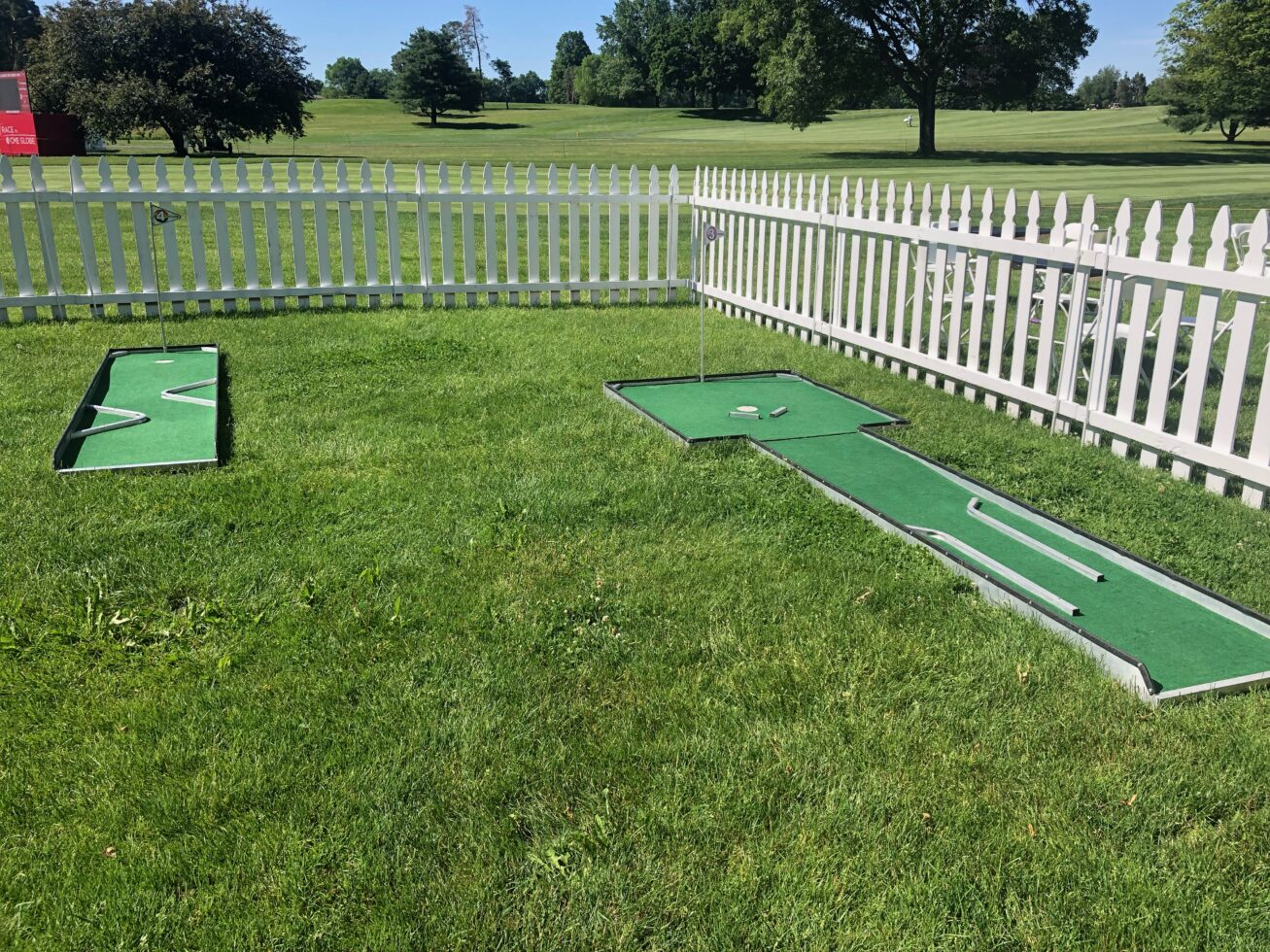 golf course rental for events