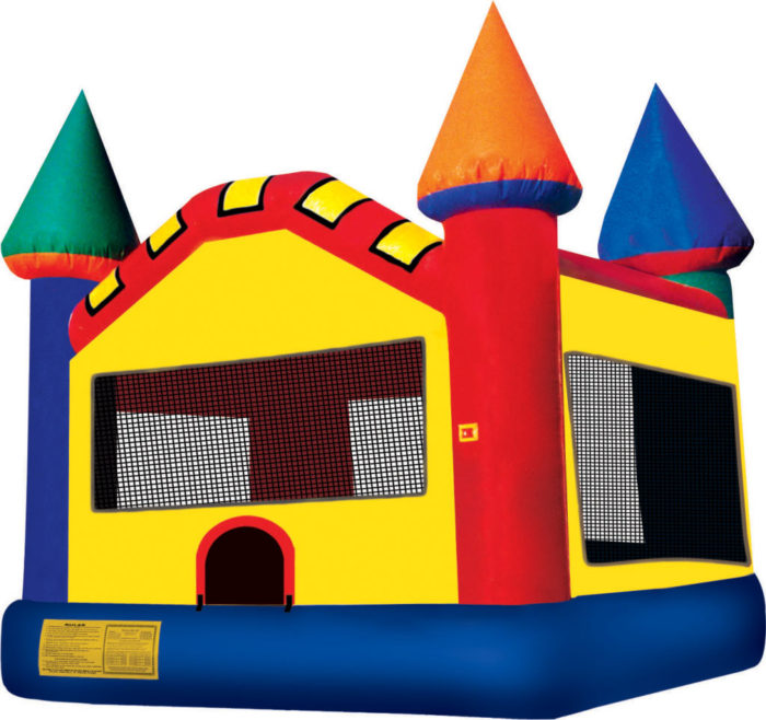 Castler bouncer inflatable rental Grand Rapids MI