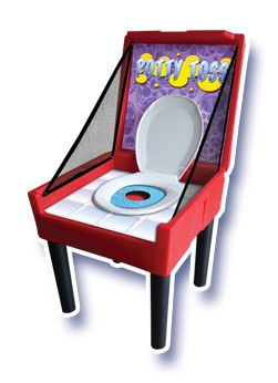 potty-toss