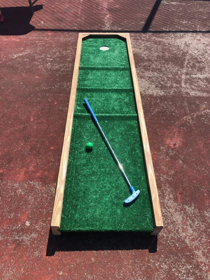 Hole in One Golf Game Rental