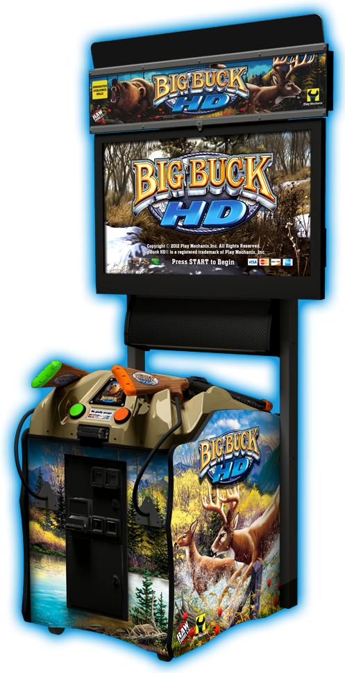 Big Buck Hunter HD