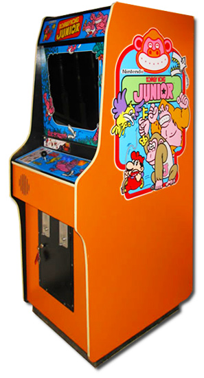 Donkey Kong Junior rental