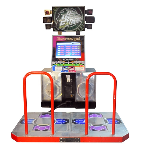 DDR Machine