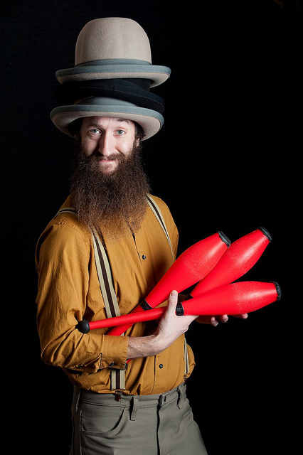 Grand Rapids Juggler
