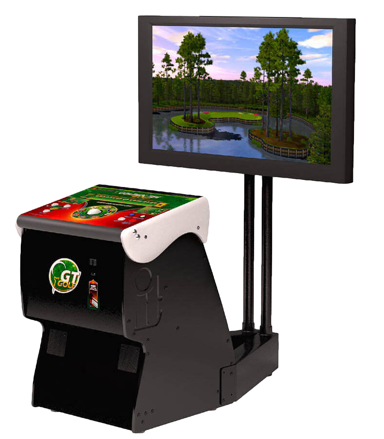 Golden Tee Arcade Game Rental Grand Rapids