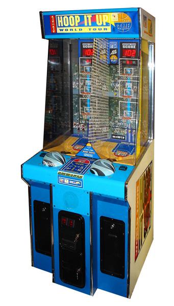 Hoop it Up Arcade Game