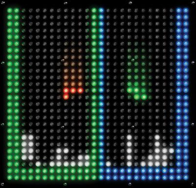 Tetris/Pixel Pieces