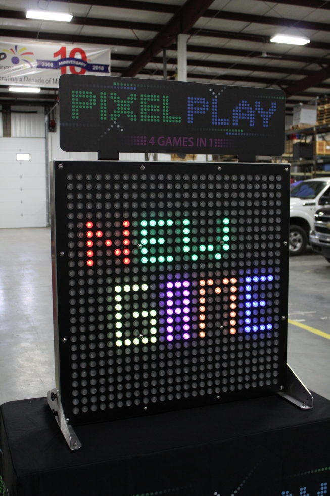 Pixel Play Board
