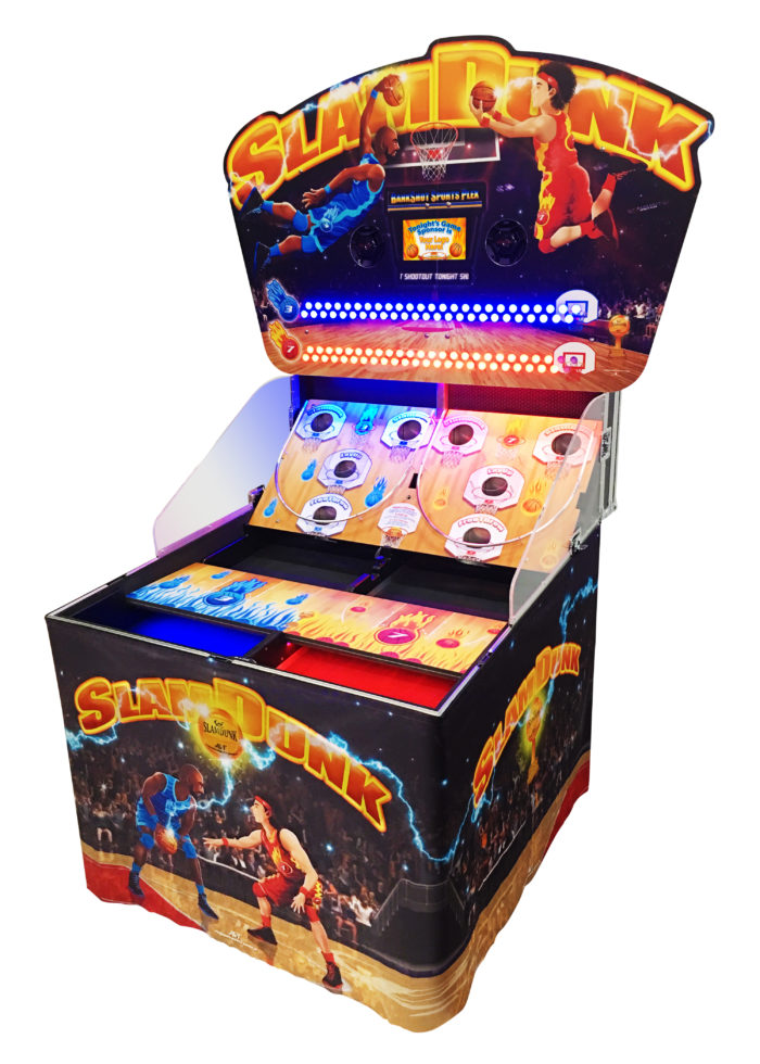 Slam Dunk Arcade Game