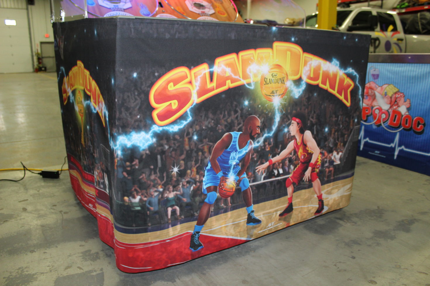 Slam Dunk Game Skirt