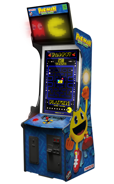 Giant pacman game rental grand rapids michigan