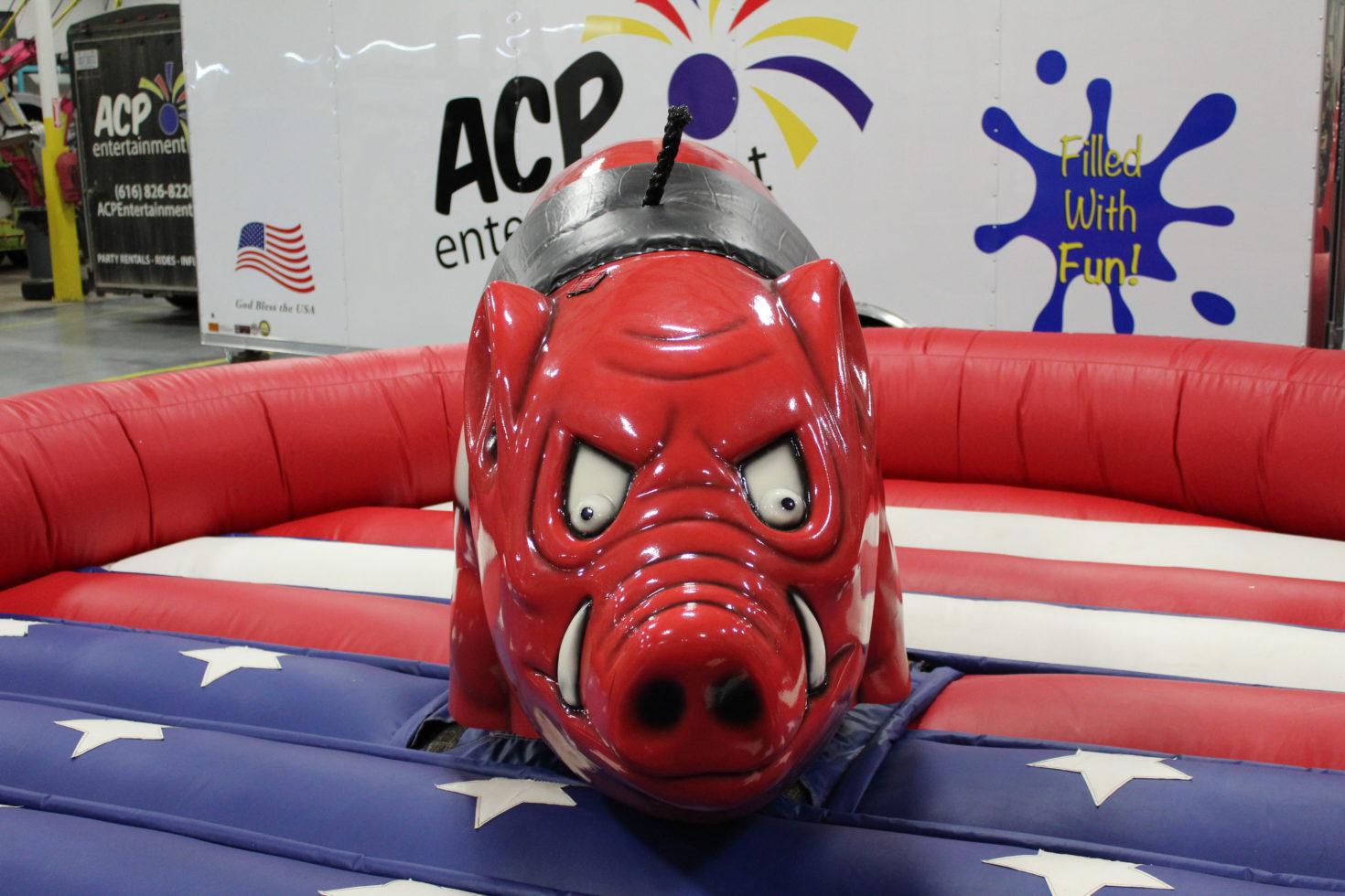 Mechanical pig rental grand rapids michigan harley