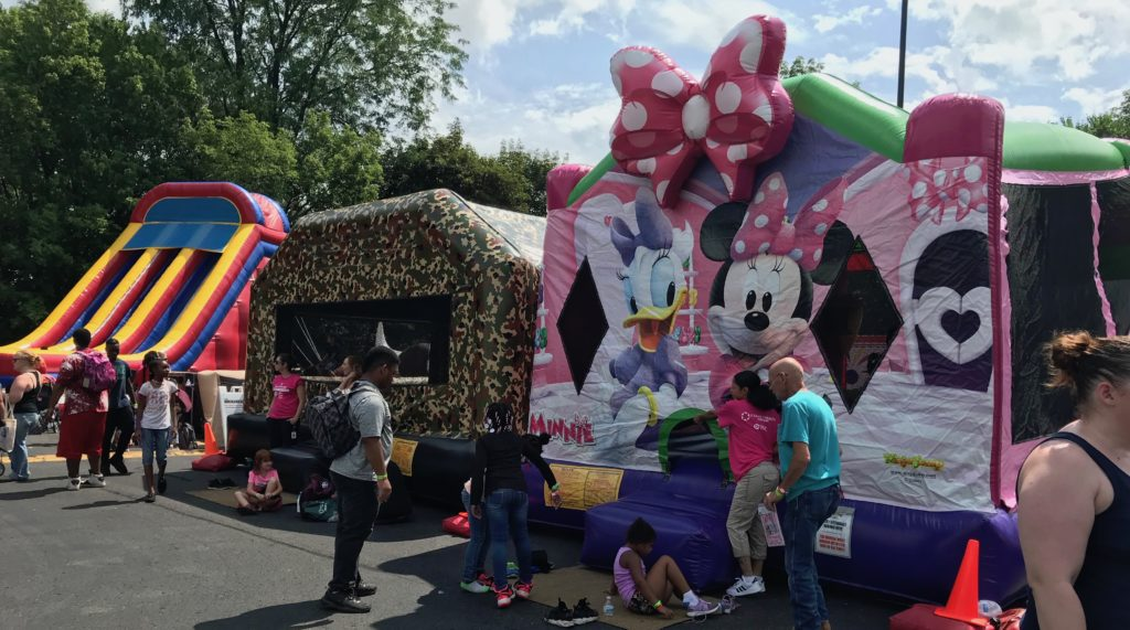 Inflatable Rentals in Grand Rapids Michigan