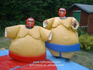 Sumo Suit pair