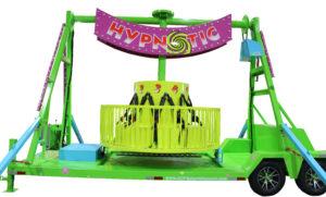 Hypnotic Carnival Ride Rental Grand Rapids Michigan