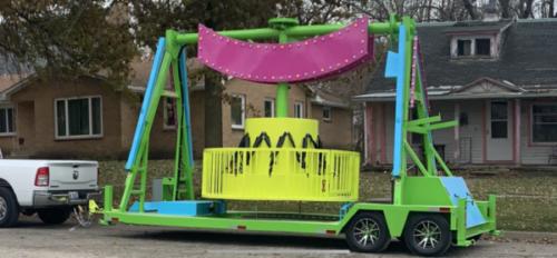 Hypnotic Carnival Ride