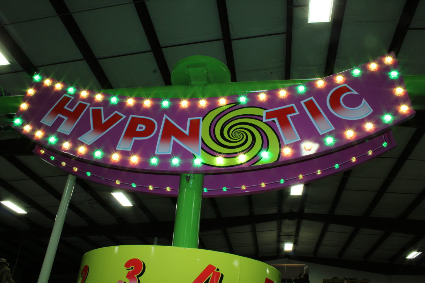 Hypnotic Marque on ride