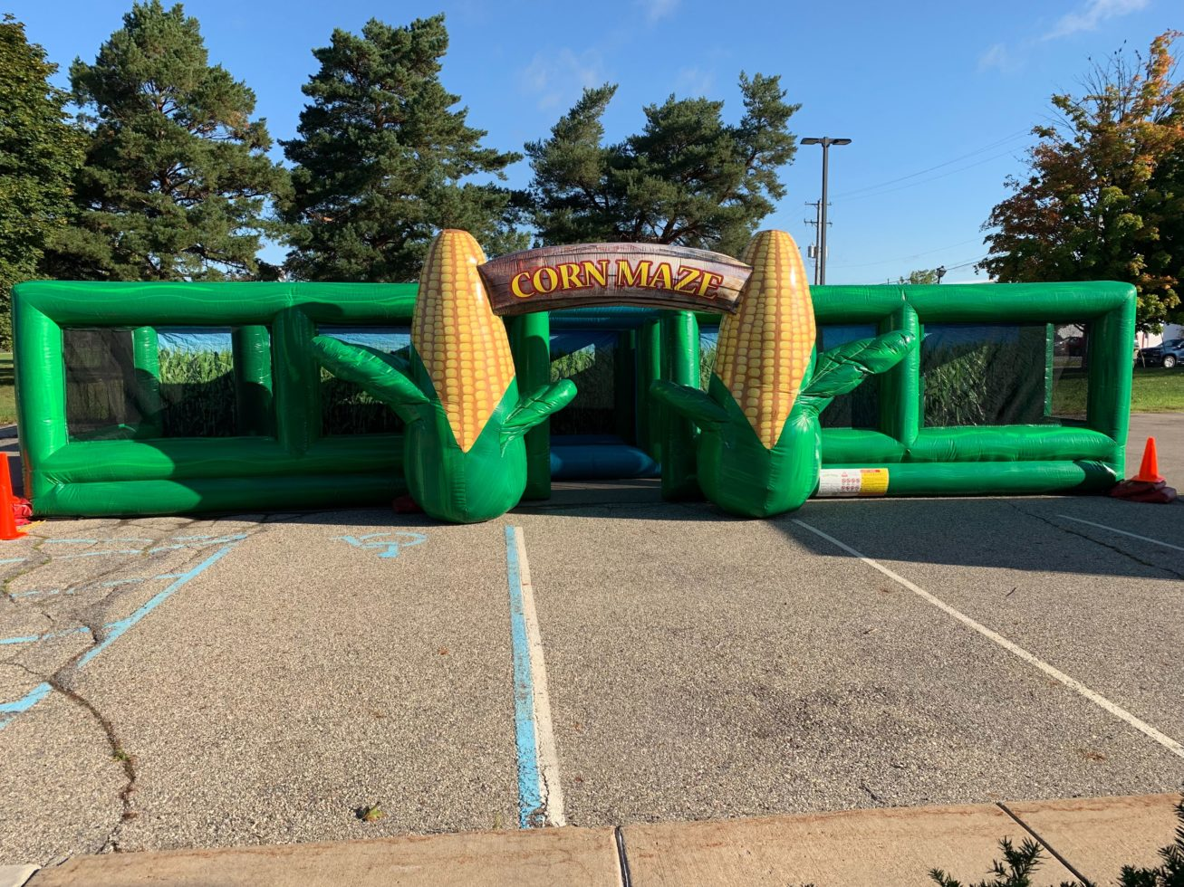 Corn Maze Inflatable rental
