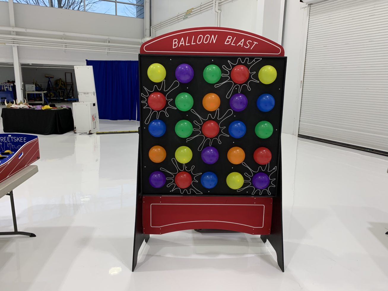 Balloon Blast Carnival Game Rental Michigan