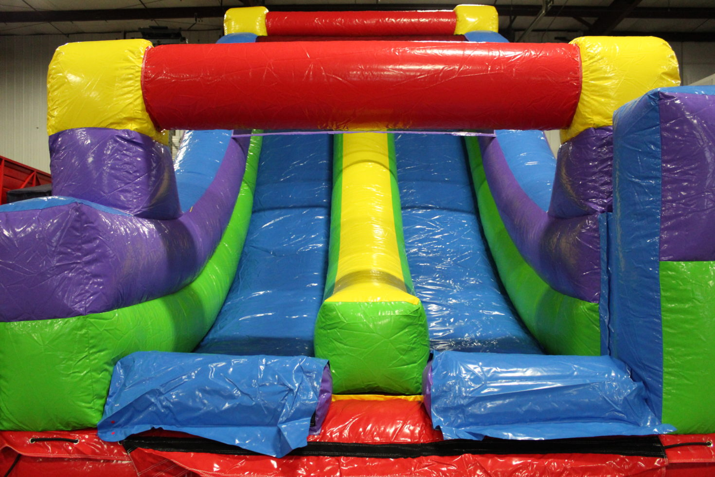 DoubleBack Inflatable obstacle course