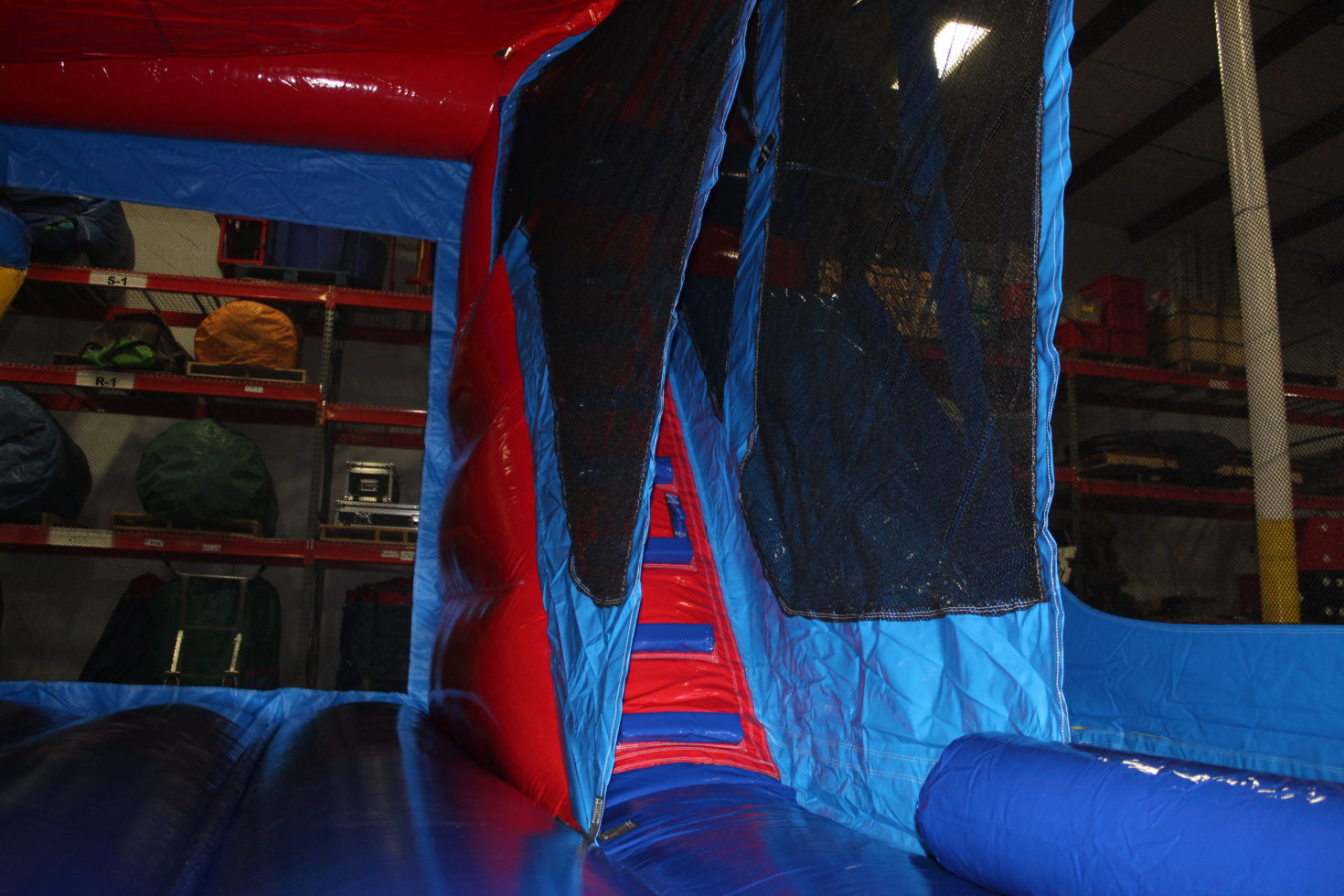 Inside Wacky Bounce Combo Slide