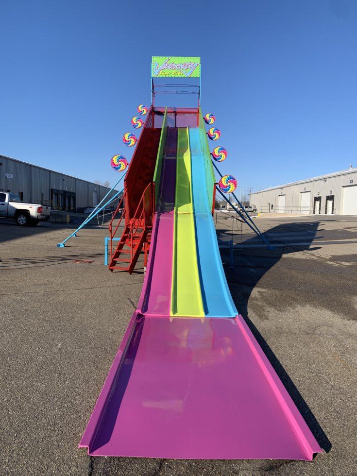 Velocity Super Slide Full Front