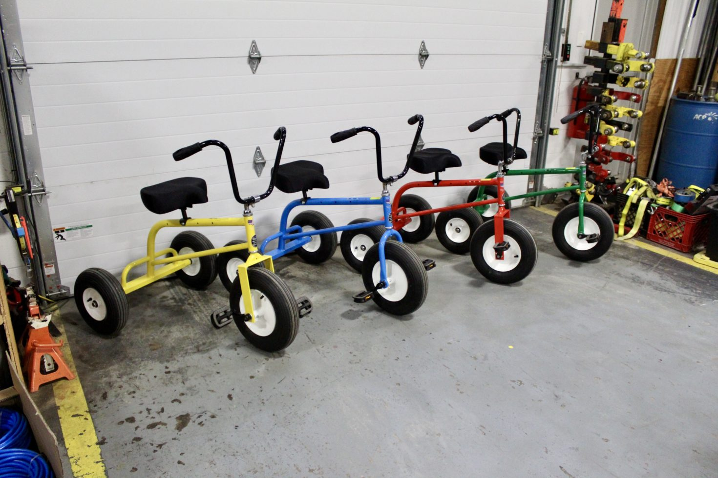 Wacky Trikes in all colors