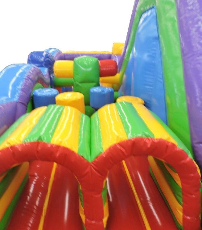 DoubleBack Obstacle Course Rentals