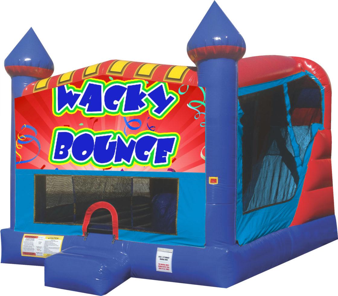 Wacky Bounce Combo