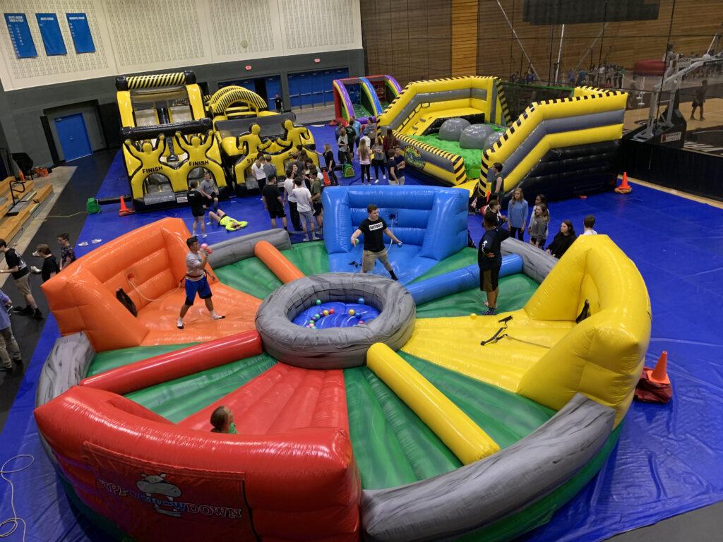 Post Grad Party Rentals Grand Rapids Michigan